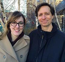 Mark & Kirstin - Hopeful Adoptive Parents