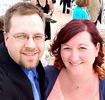 Brad & Amy - Hopeful Adoptive Parents