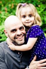 adoptive family photo - Paul