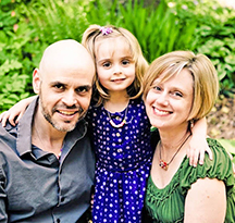 Paul and Kathleen - Hopeful Adoptive Parents