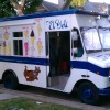 THIS ice cream truck stops by our house every day in the summer!!