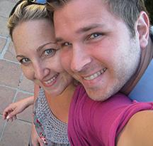 Candy & Jimmy - Hopeful Adoptive Parents