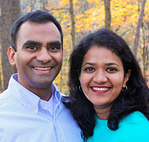 Gayathri & Shatru - Hopeful Adoptive Parents