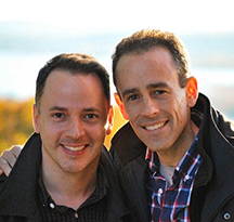 Jeff & Mark - Hopeful Adoptive Parents
