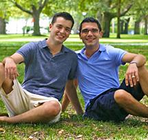 Chris & John - Hopeful Adoptive Parents