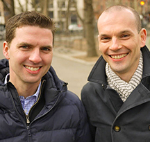 Tom & Guillaume - Hopeful Adoptive Parents