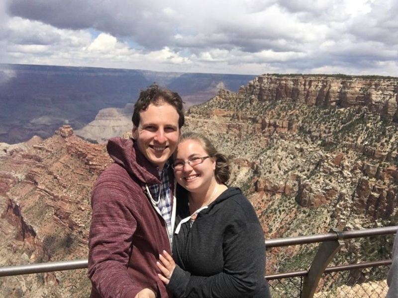 We took a trip to the Grand Canyon in 2016!