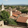 The village where Guillaume's parents live in the south of France.