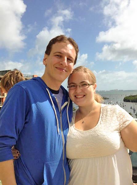 Stephanie & Sergey