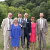 Our parents at our wedding - happy memories