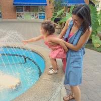 adoptive family photo - Bethany
