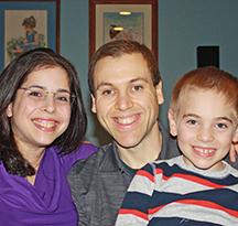 Alana, Michael & Isaac - Hopeful Adoptive Parents