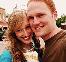 Zach & Angela - Hopeful Adoptive Parents