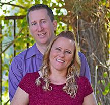 Justin and Jennifer - Hopeful Adoptive Parents