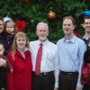 Jason's parents, brothers, sister-in-law, niece, and nephew