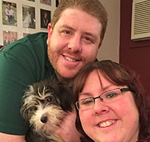 Andrew & Leighanne - Hopeful Adoptive Parents