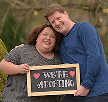 Aaron & Michele - Hopeful Adoptive Parents
