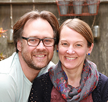 Tracy & Eric - Hopeful Adoptive Parents