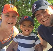 Richard and Michelle - Hopeful Adoptive Parents