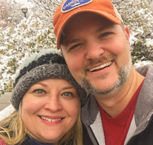 Amy & Darren - Hopeful Adoptive Parents