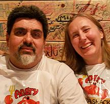 Kim & Gilbert - Hopeful Adoptive Parents