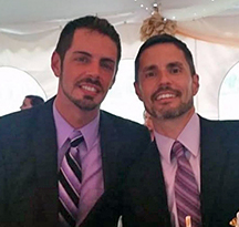 Scott & Christopher - Hopeful Adoptive Parents