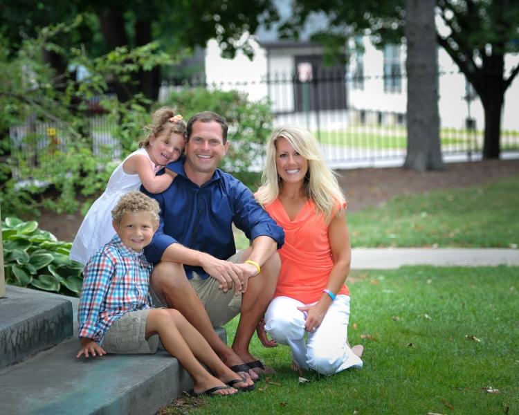 Sean, Carla, Matthew, & Emma
