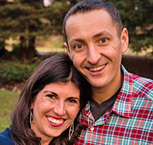 Dave & Kelli - Hopeful Adoptive Parents