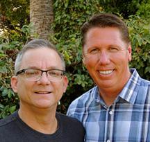 Dave & Rob - Hopeful Adoptive Parents
