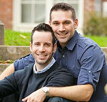 Jon & Ryan - Hopeful Adoptive Parents