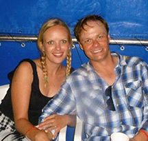 Julie and Ben - Hopeful Adoptive Parents