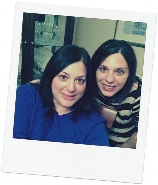 Me and my big Sis