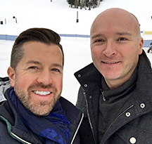 Jonathan & Chad - Hopeful Adoptive Parents