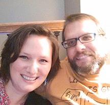 Marcus and Ashley Sue - Hopeful Adoptive Parents