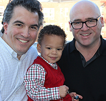 Dominick & Jason - Hopeful Adoptive Parents
