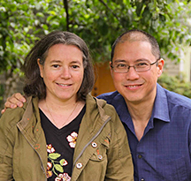 Boyd and Lisa - Hopeful Adoptive Parents