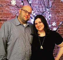 Matt & Amy - Hopeful Adoptive Parents