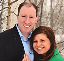 Christin & Ryan - Hopeful Adoptive Parents