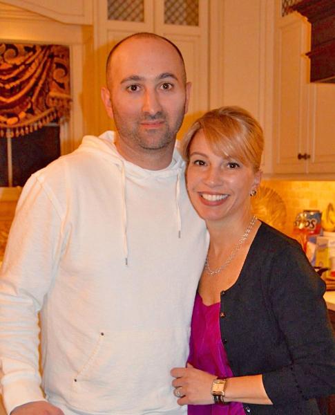 Cynthia & Joe