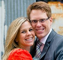 Margaret & Andy - Hopeful Adoptive Parents