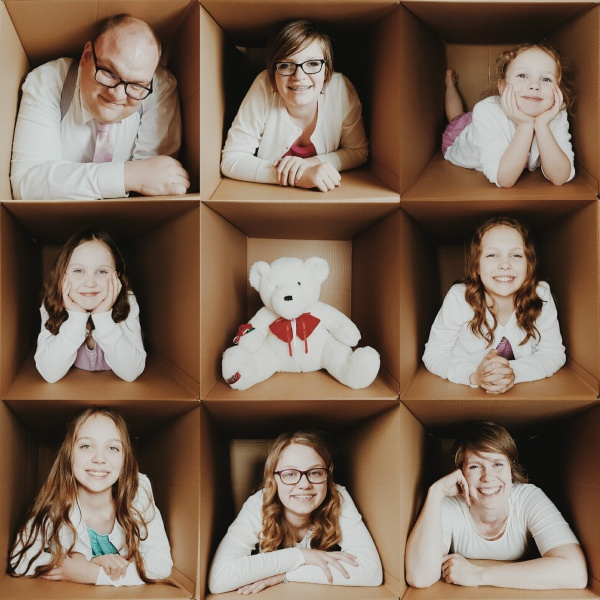 Us in a box :)