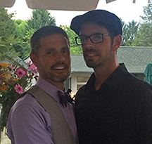 Scott & Christopher - Hopeful Adoptive Parents