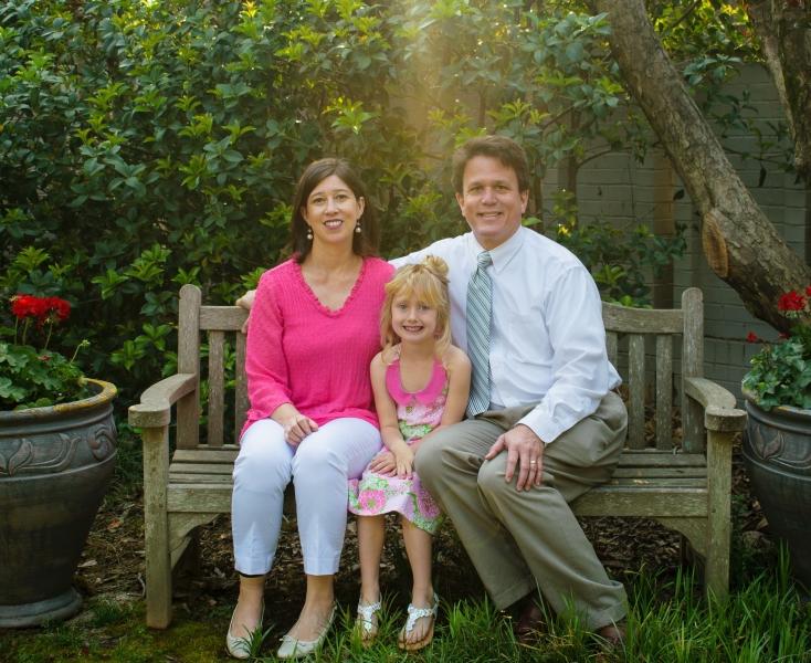 Steve, Jen, and Avy Allison
