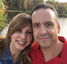 Teresa and James - Hopeful Adoptive Parents