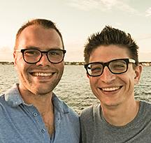 Sam & John - Hopeful Adoptive Parents
