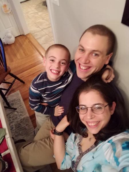 Alana, Michael & Isaac
