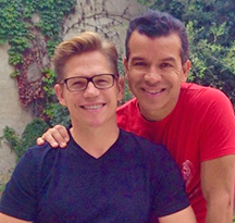 Jack & Sergio - Hopeful Adoptive Parents