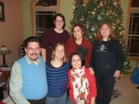 adoptive family photo - Christine