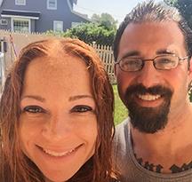Debbie & Chris - Hopeful Adoptive Parents