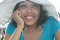 adoptive family photo - Janet